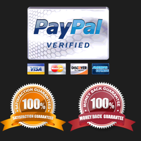ViewsMania.com uses verified PayPal Business account. 100% Satisfaction & Money back guarantee